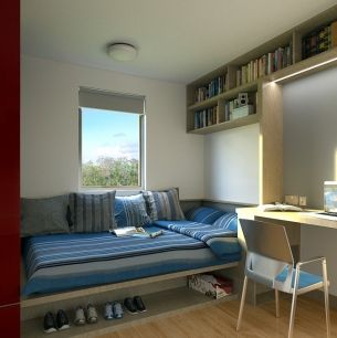 Heres A Shot Of Fully Furnished Apartment We Offer For Dublin