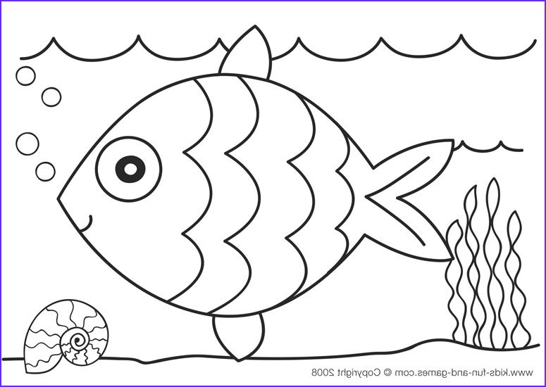 8 New Coloring Pages For Kindergarten Photos Ocean Coloring Pages Preschool Coloring Pages Free Coloring Pages