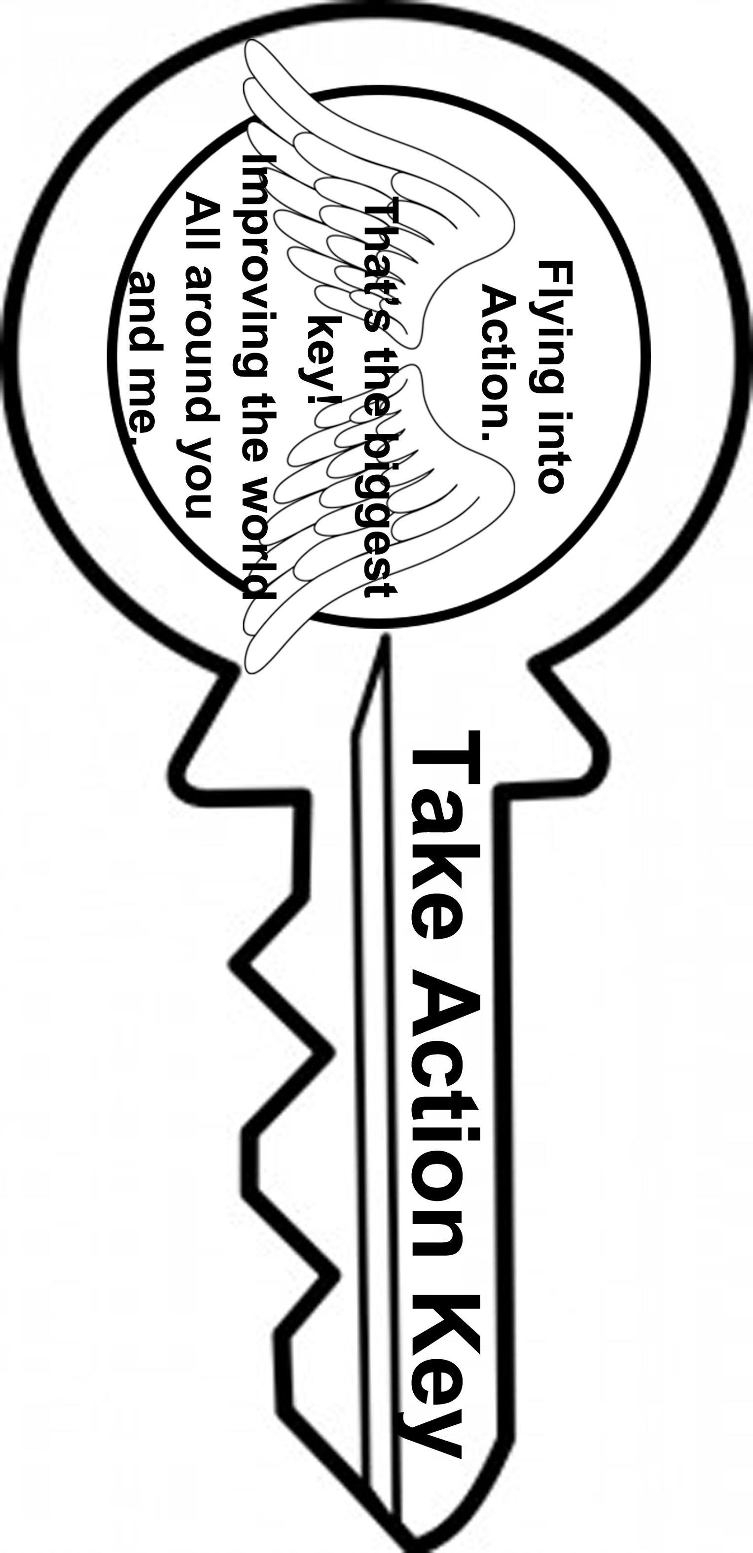 Take Action Key