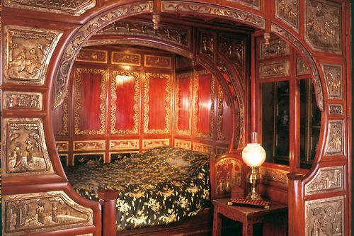 Chinese ancient bedroom also places to go live in pinterest rh