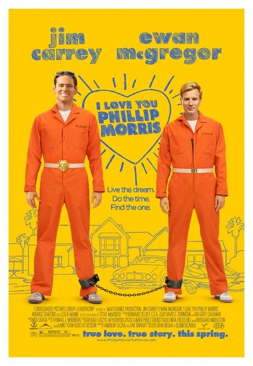 I Love You Phillip Morris - ★★★★☆