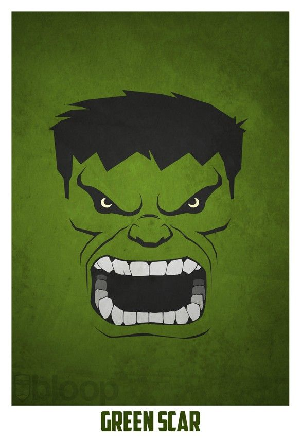 Marvel comics the hulk green scar supereroi fumetti