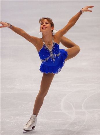 Tara Lipinski 1998 Olympic Gold Medalist & the youngest female figure skater to ever win gold.