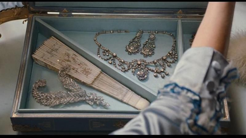 Marie Antoinettes jewellery box from the 2006 film Fred Leighton