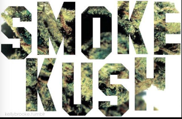 Smoke that ...