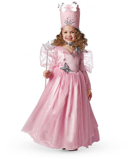 glinda the good witch child costume - Chasing Fireflies this is ...