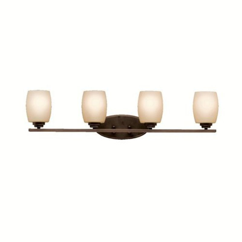 Kichler eileen 3375 wide 4 bulb bathroom lighting fixture olde kichler eileen 3375 wide 4 bulb bathroom lighting fixture olde bronze primary image mozeypictures