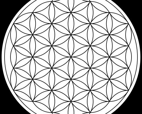 Heilige Geometrie Und Die Blume Des Lebens Die Physikalische Grundlage Der Schopfung Sein De Heilige Geometrie Blume Des Lebens Geometrische Symbole