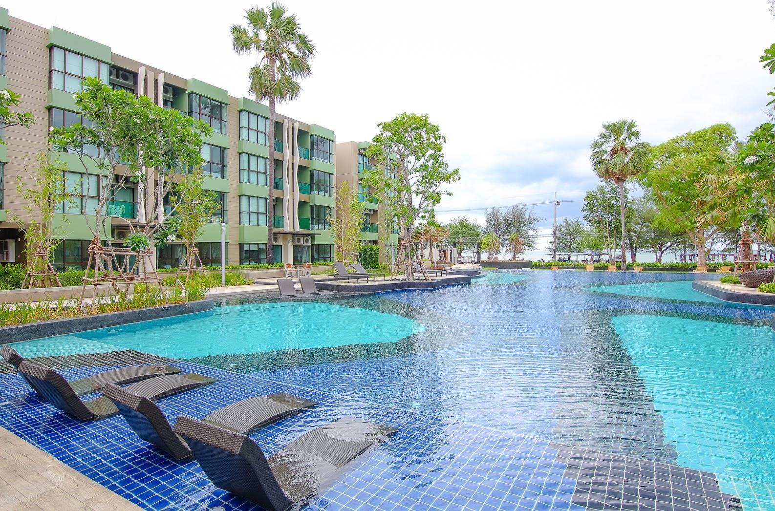 Hua Hin / Cha-am Lumpini Park beach cha-am Thailand, Asia Lumpini ...