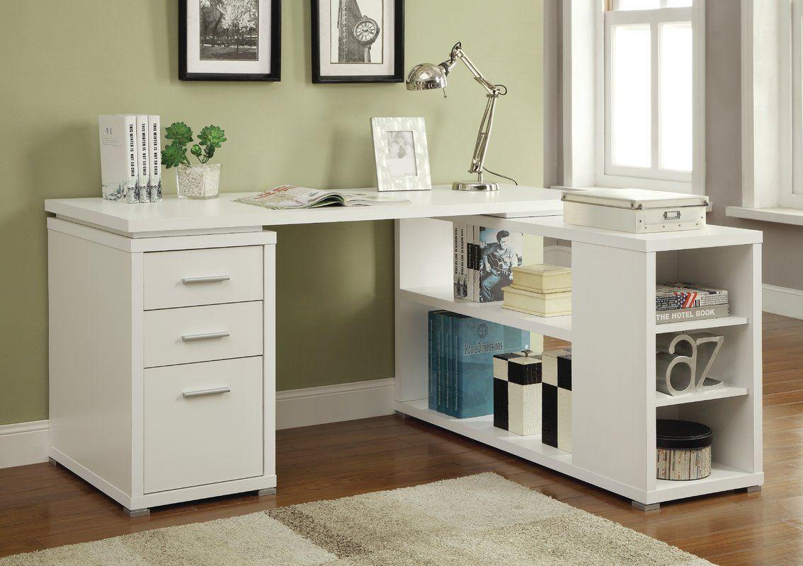 File Cabinet Desk Diy L Shape