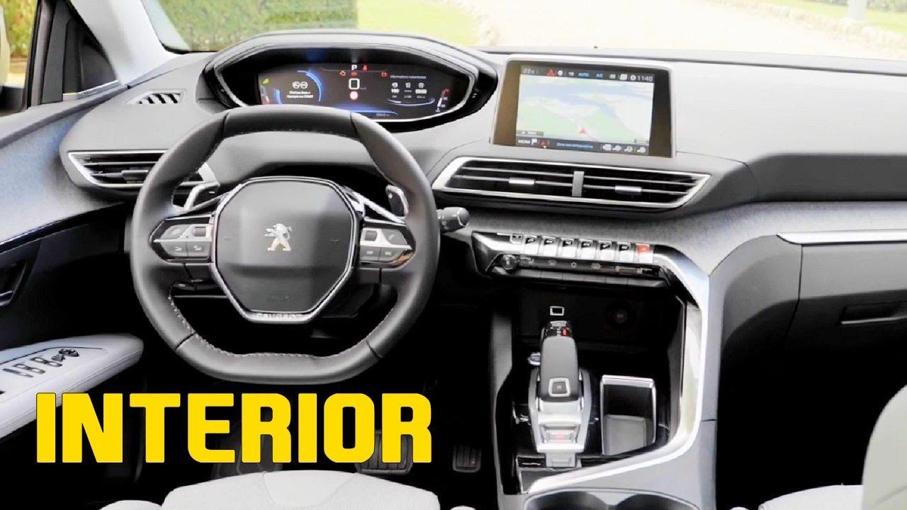 2017 peugeot 3008 interior perfect suv peugeot for Peugeot 3008 interior