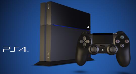 Sony Playstation 4 Console Ps4 500 Gb Black Hd Pvr 2