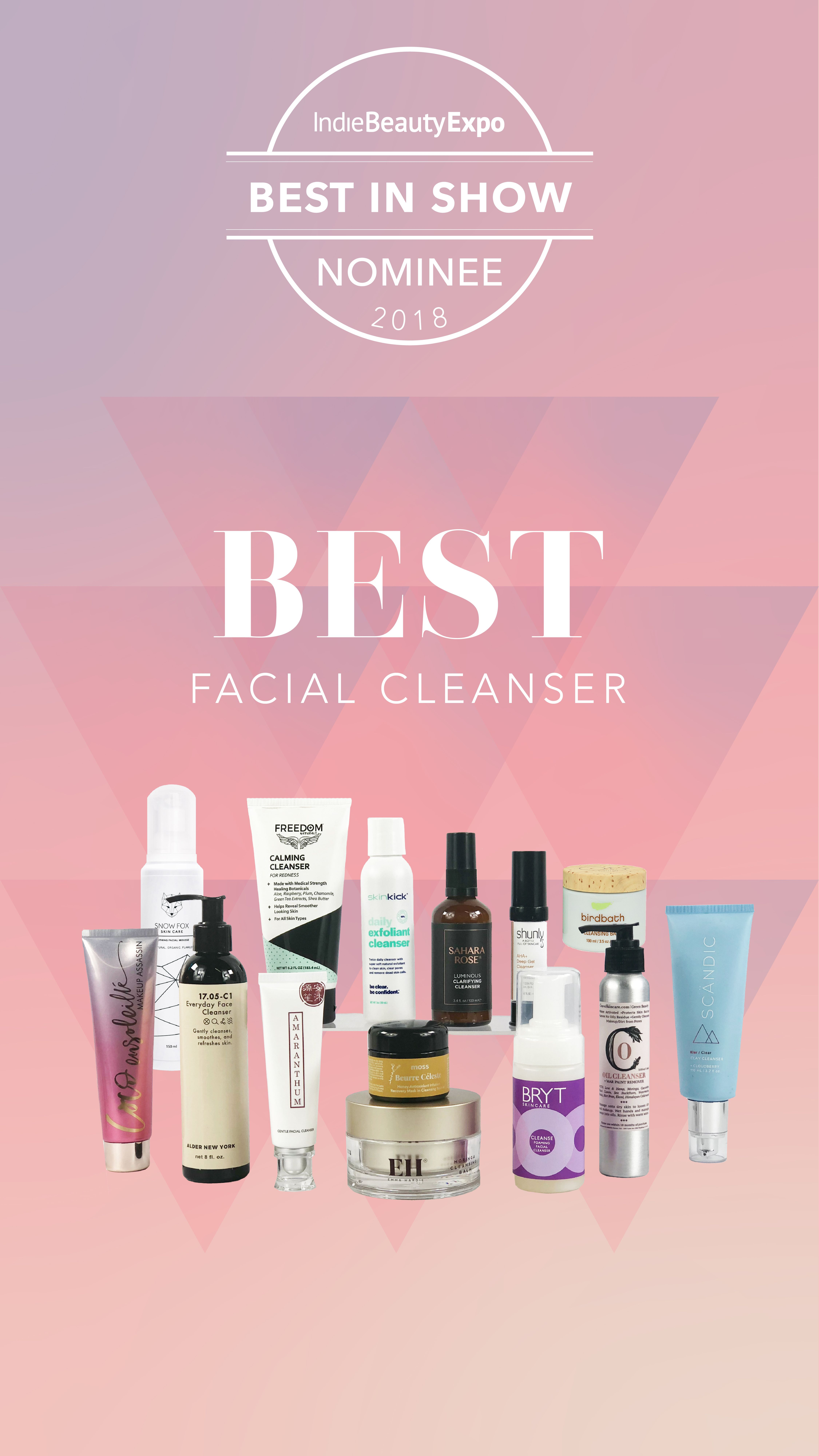 Daily Exfoliant Cleanser Best facial cleanser, Cleanser