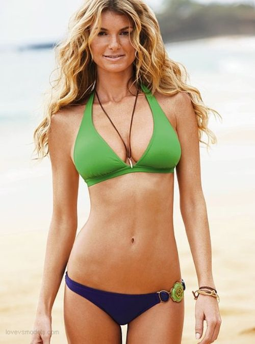 e8dd85fc6114f Marisa Miller Wears a Bikini