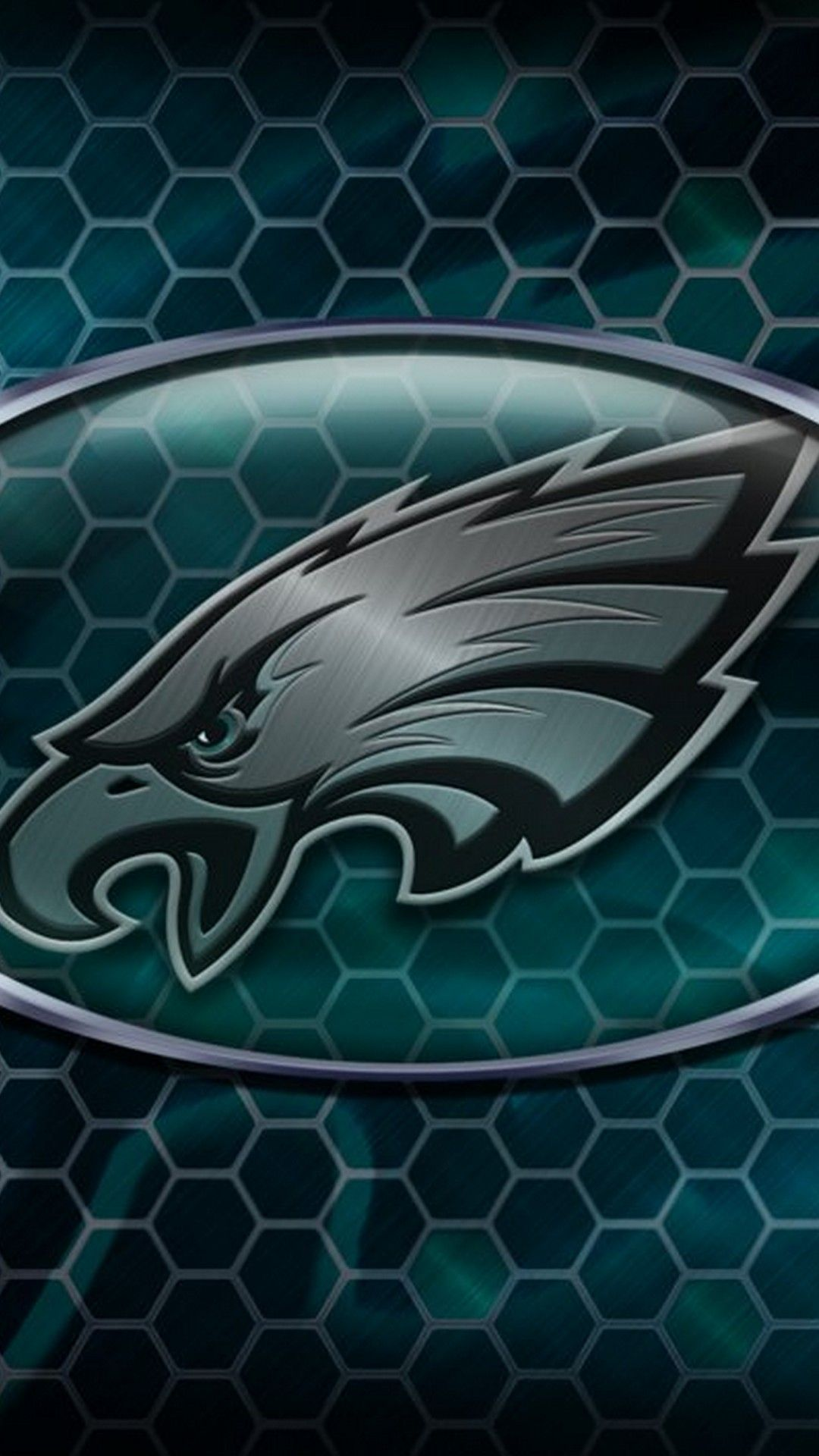Wallpaper Eagles Football iPhone 7 plus wallpaper
