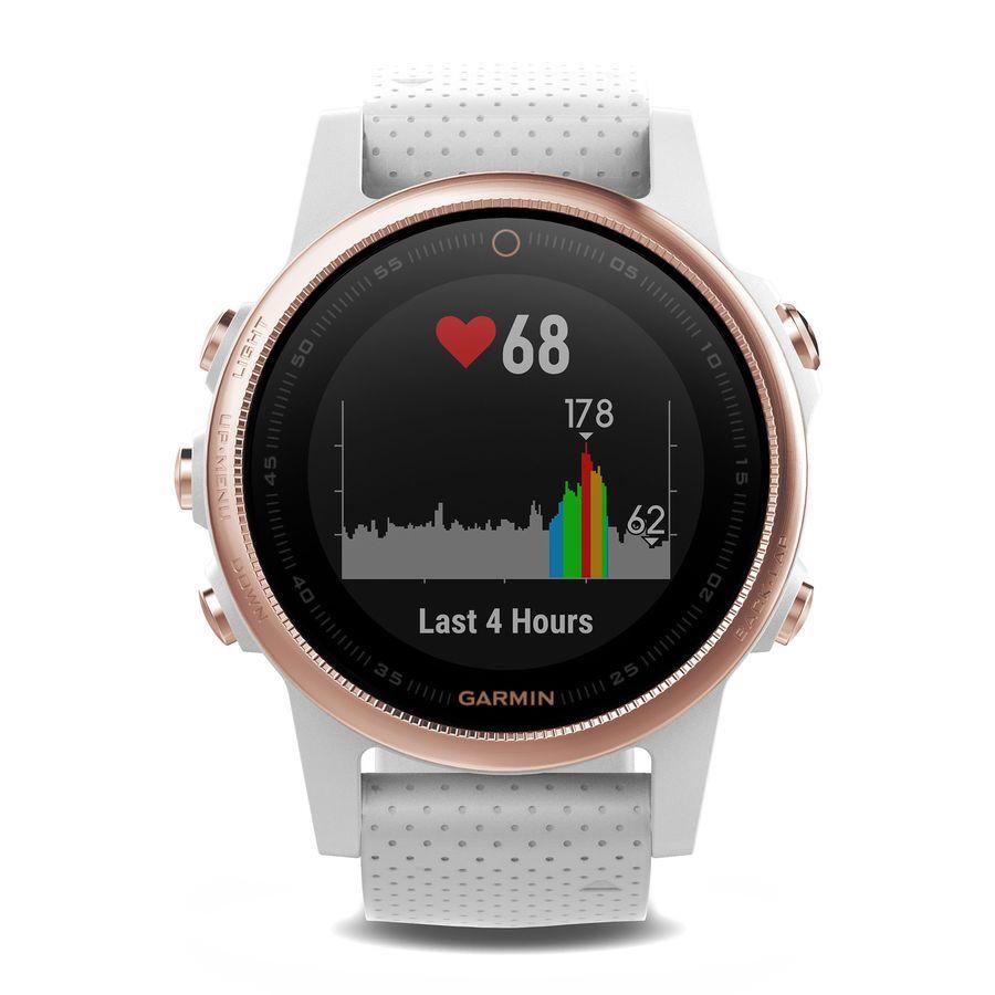 Garmin fenix 5s 42mm Multisport GPS Fitness Watch Sapphire