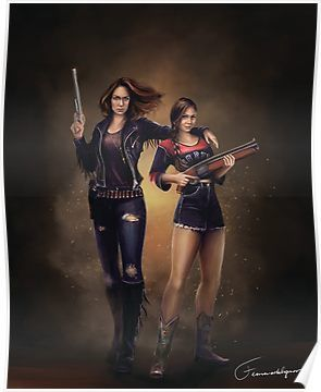 The Earp Sisters Poster
