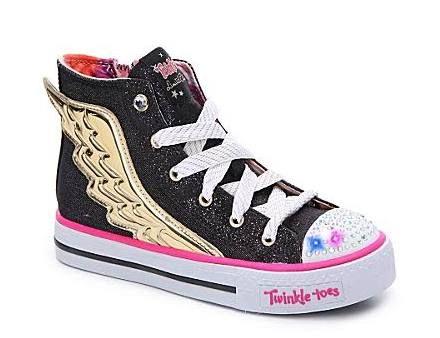 skechers twinkle toes dsw | High top