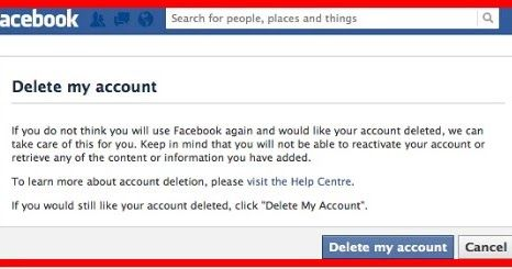 How Can I Delete My Facebook Profile Picture