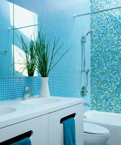 Bathroom Tile Trends \u2013 The Hottest New Styles In Mosaic Tiles