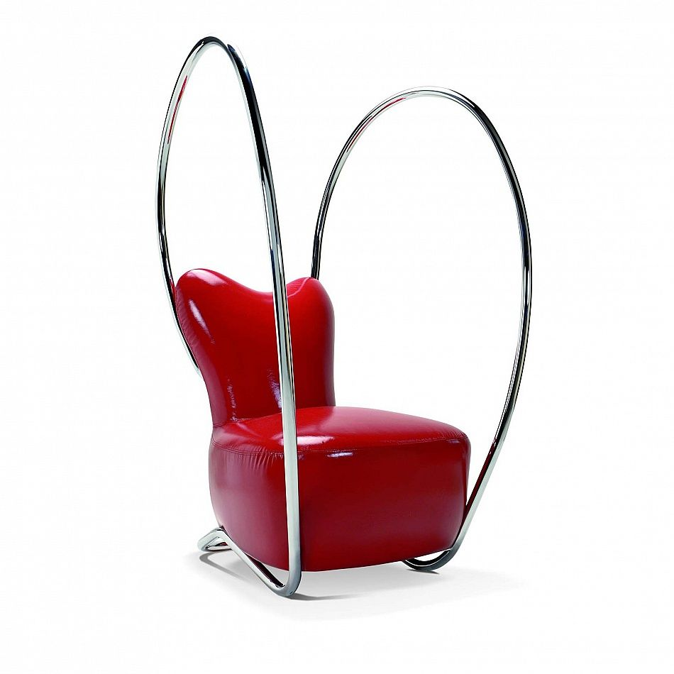 Comfortable Contemporary Furniture: Sexy Chair Unique Ultramodern Italian Furniture By