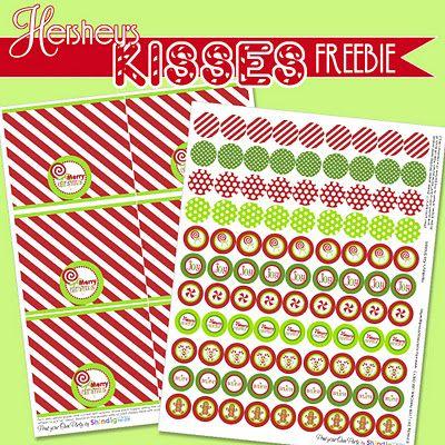 hersheys kiss freebie5 | Graphics and Printables ...