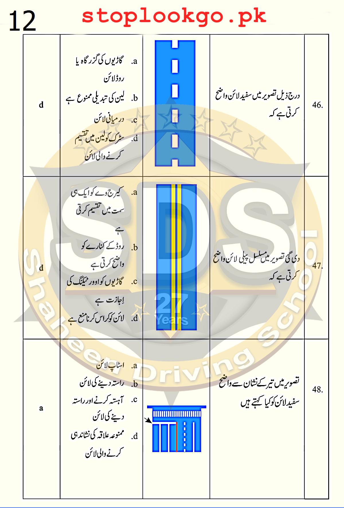 Pin on driving school in Islamabad