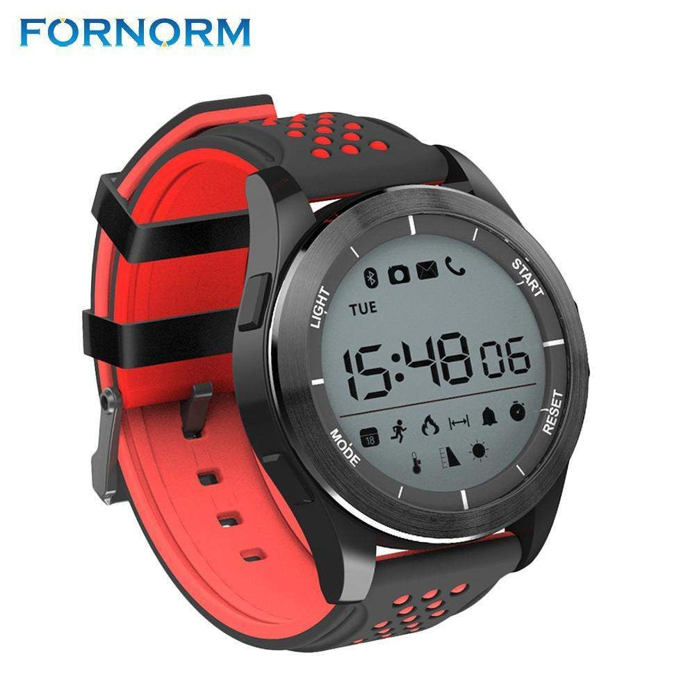 smart waterproof watch men women for ios android pedometer