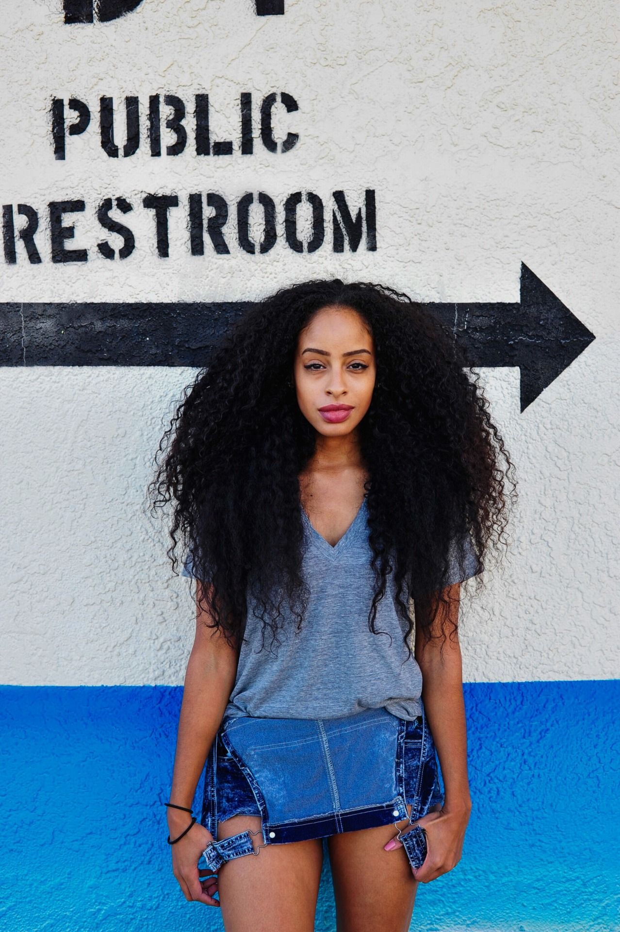 """blackfashion: """"Treasure Cooper, Los Angeles • Instagram: http://instagram.com/_immathug submitted by: http://100nslb.tumblr.com Photographed by: Anthony Hollis // @shoot.1st • Instagram:..."""