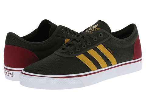 Adidas Skateboarding Adi Ease Night Cargo Spice Yellow Cardinal