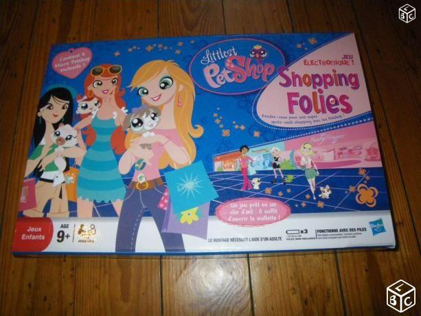 Shopping en folie petshop