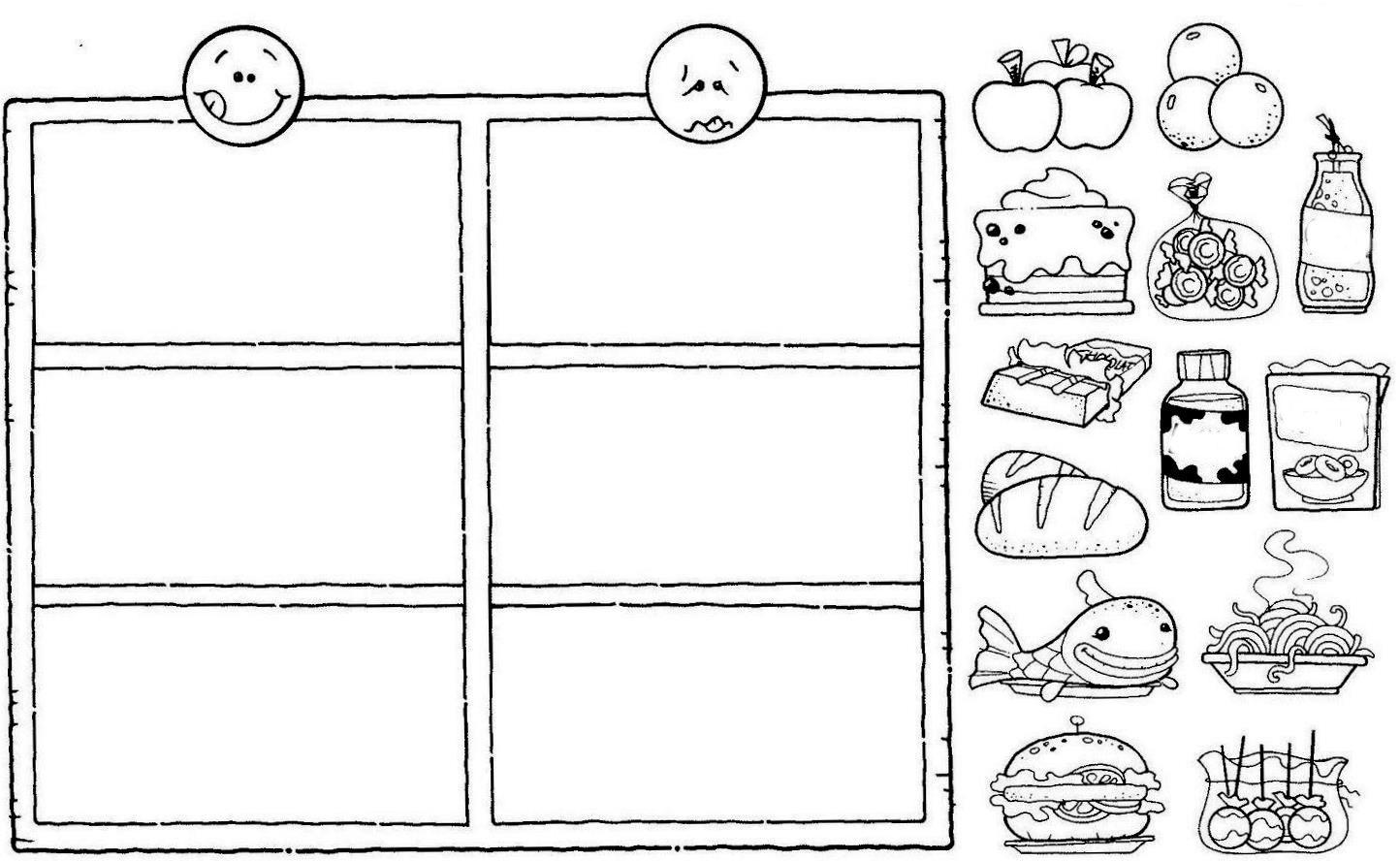 pirâmide alimentar para colorir - Pesquisa Google | Ciências ...