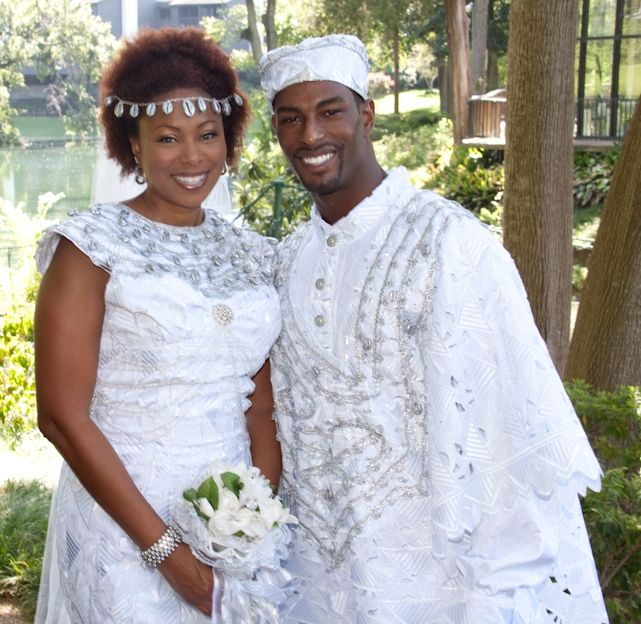 African American Weddings Egyptian Traditional Attires