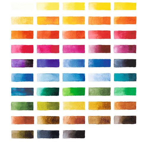 White Nights Kunstler Aquarellfarben Sets Online Kaufen Bei