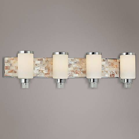seashell bathroom lighting fixtures. cashelmara collection 34\ seashell bathroom lighting fixtures n