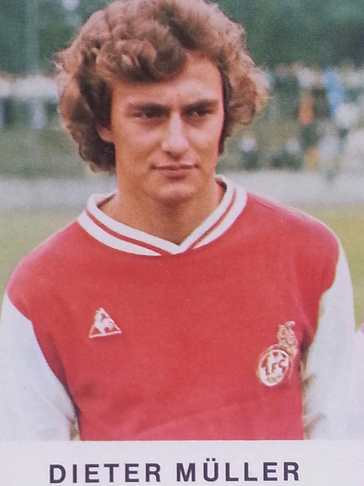 Dieter Müller Fußballer