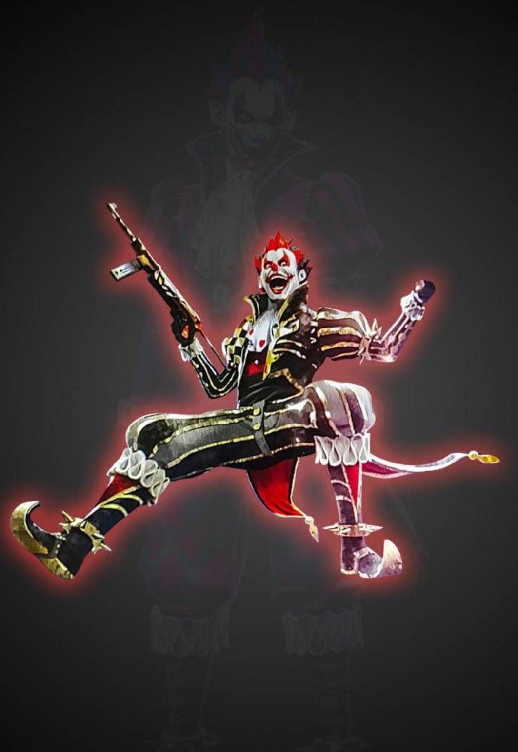 Garena Free Fire The Joker Gambar Ghost Rider Garena free fire wallpaper hd joker