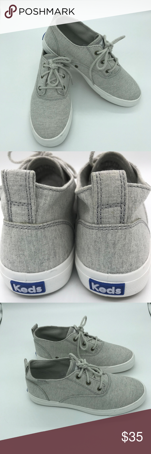 Canvas Mid-Top Triumph Sneakers | Keds