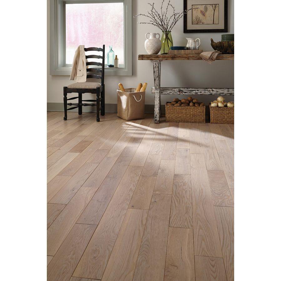 Shop Mullican Flooring Castillian 5 In W Prefinished Oak