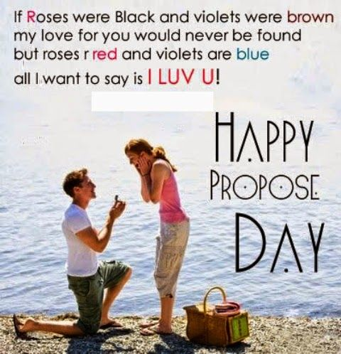 Happy Propose Day Wallpapers Quotes 2016 Valentine Pinterest