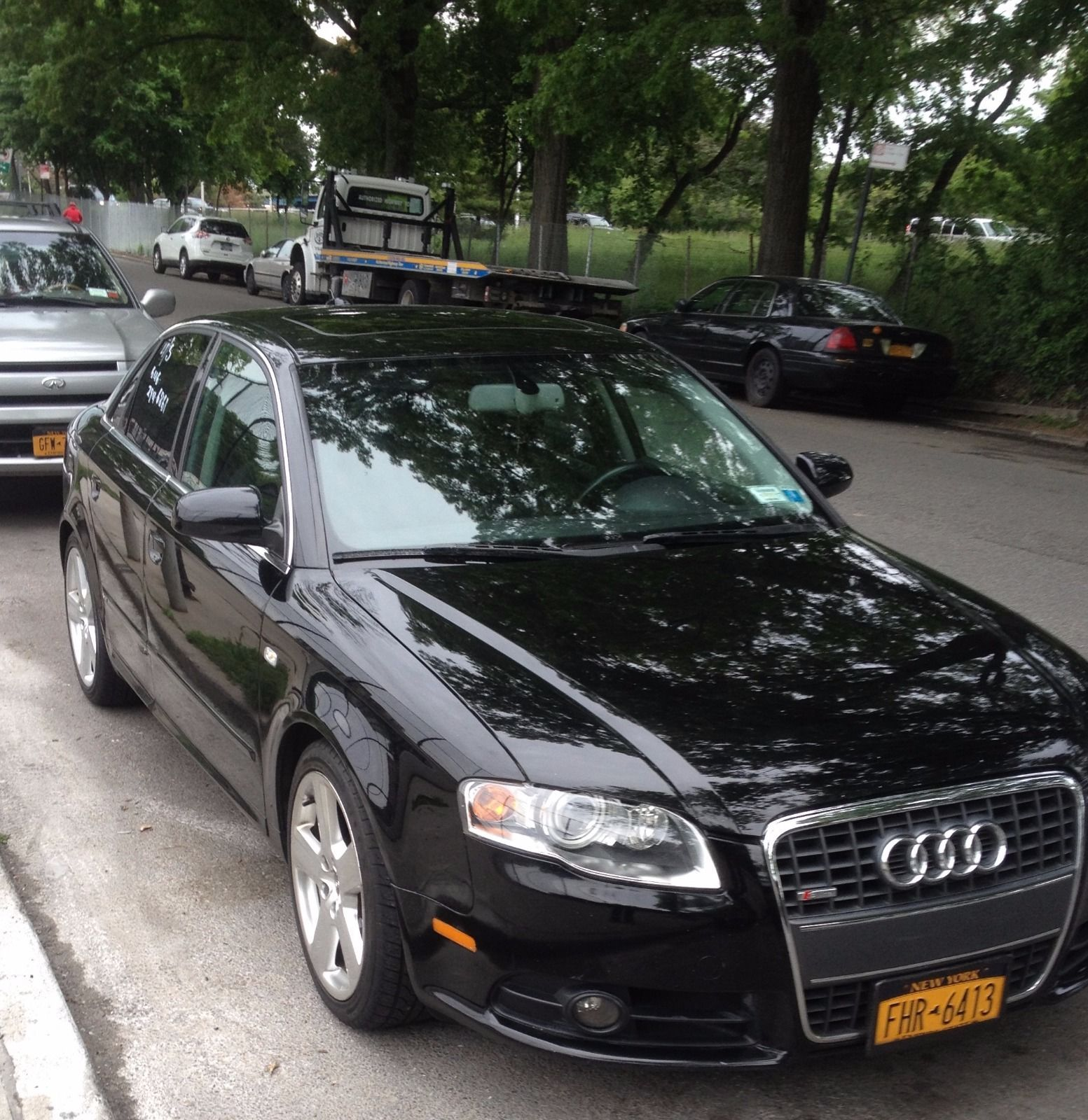 Car Brand Auctioned:Audi A4 Car Model Audi A4 S Line