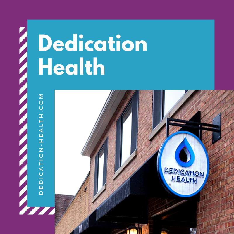 Pin by Dedication Health on Dedication Health Concierge