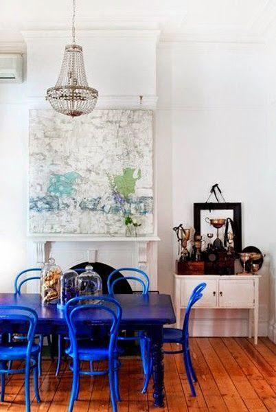 Decorar con muebles vintage estilo Thonet, ¡una idea genial!