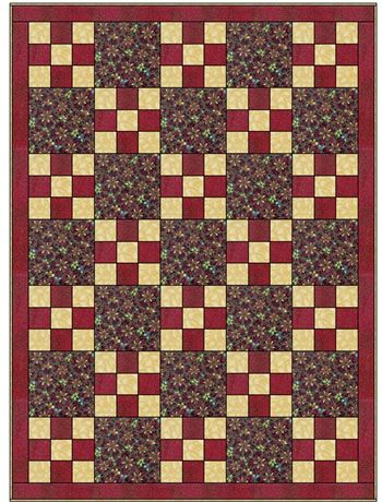 5 yard quilt patterns | sug retail 5 99 your price $ 5 99 item 091026