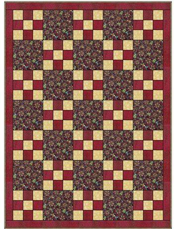 5 yard quilt patterns | sug retail 5 99 your price $ 5 99 item 091026