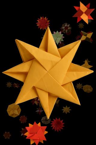 Origami Ster Vouwen Origami Voor Kinderen | Origami Voor ...
