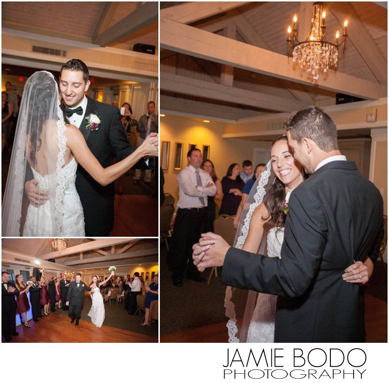First Dance Photos South Jersey Wedding Venue Rustic