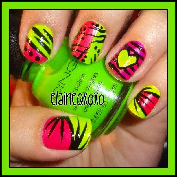 Pin de Kirstie Borcherding en nails | Pinterest | Manos bonitas ...