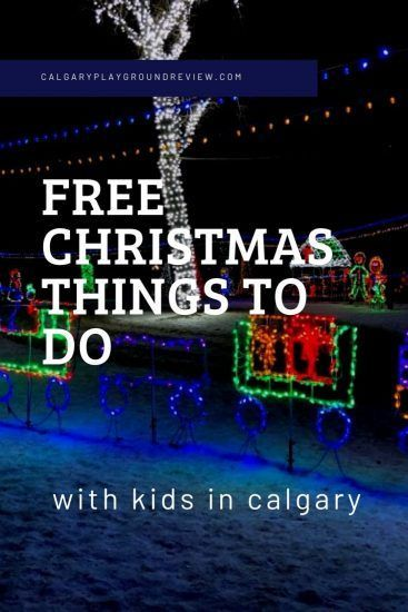 Free Christmas Things to do with Kids in Calgary (With images)   Christmas things to do, Free ...