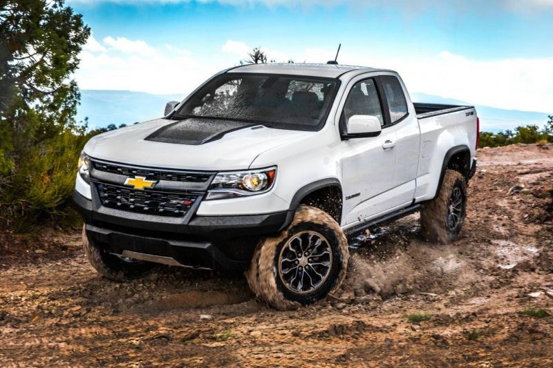 The Forthcoming 2020 Chevy Colorado Zr2 Will Become Available Once Again This Off Road Pickup Truck Will Be A Carryove Chevy Colorado Chevy Chevrolet Colorado